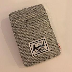 Herschel Raven Wallet - Brand New